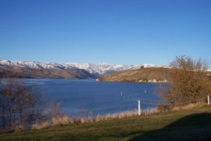 Lake Chelan from Don Morse Park