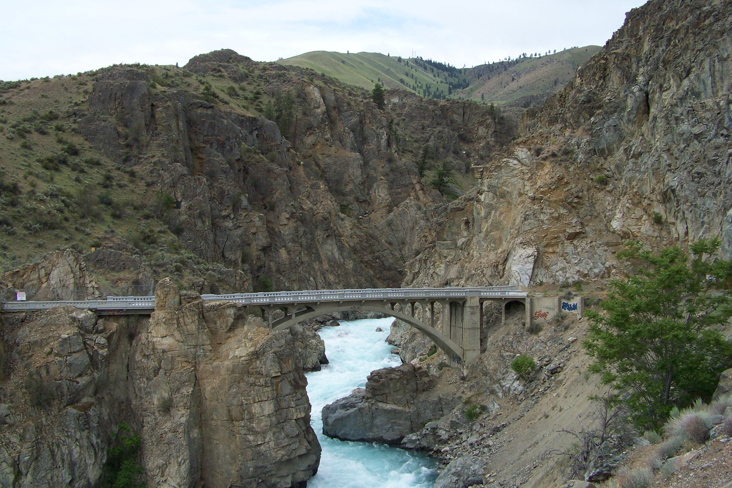 Photo: Chelan Falls
