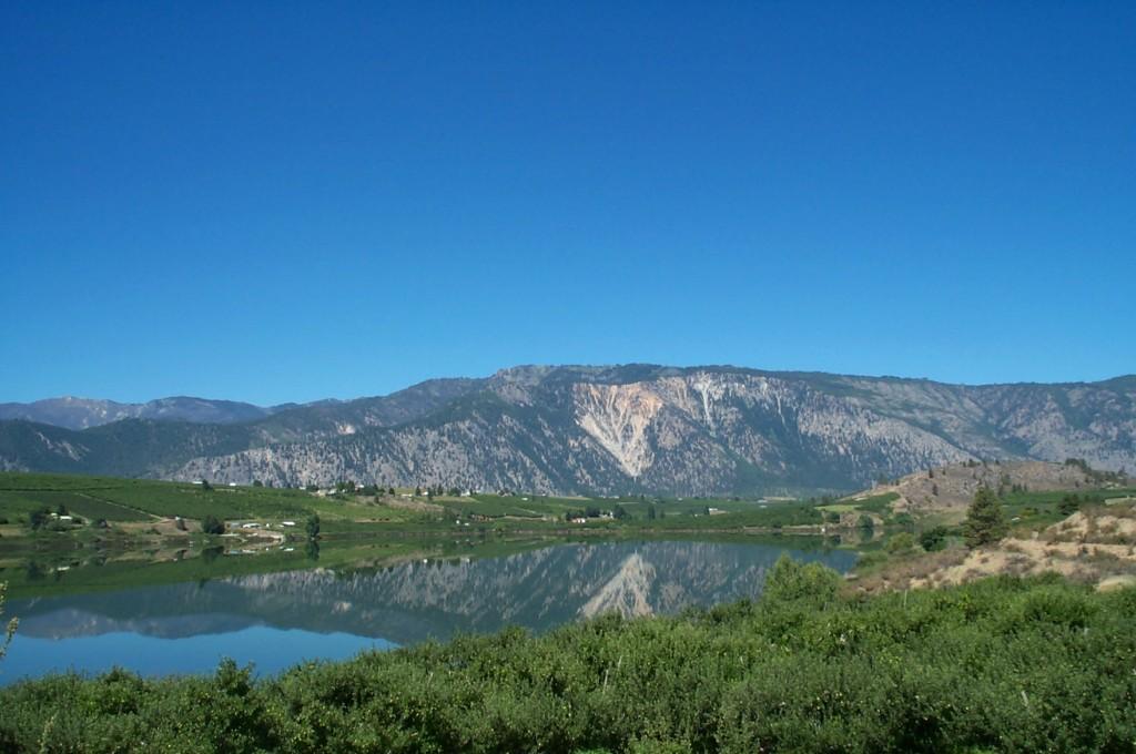 Photo: Roses Lake, Manson WA